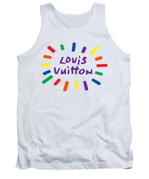Louis Vuitton Radiant-7 Tank Top