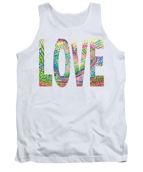 Love 1001 Tank Top