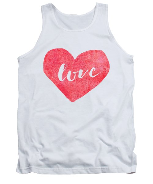 Love Is In The Air Tank Top