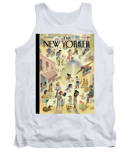 Lower East Side Tank Top