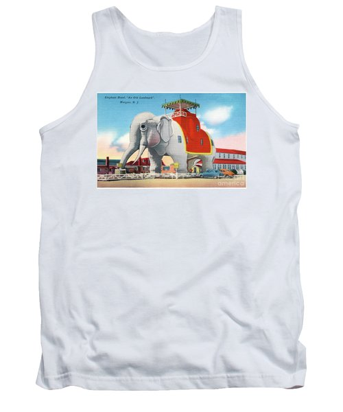 Lucy The Elephant Tank Top