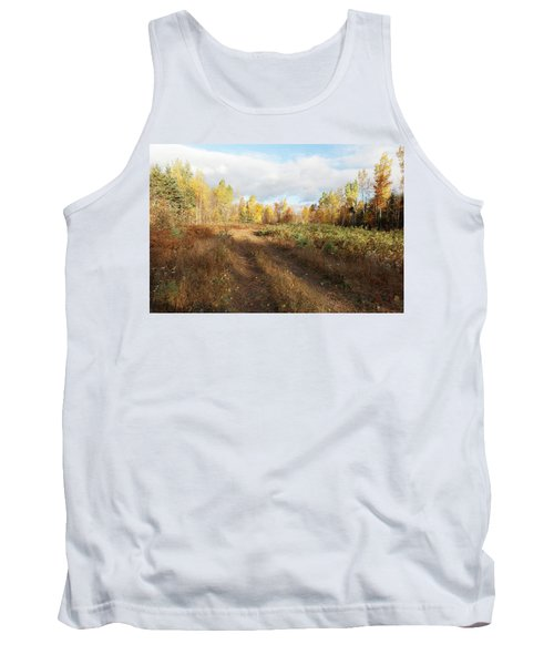 Maine Wilderness Color Tank Top