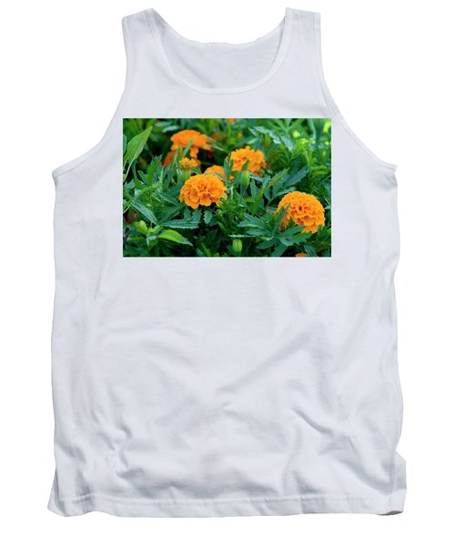 Marigolds Tank Top