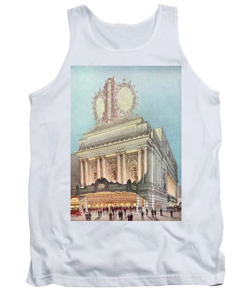Mastbaum Theatre Tank Top