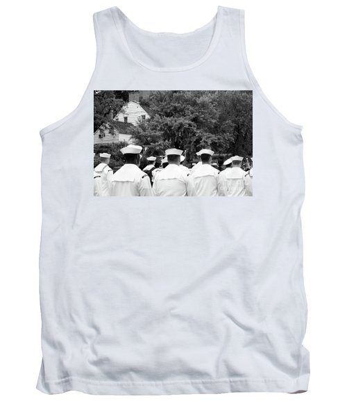 Tank Top featuring the photograph Memorial Day  by Cole Thompson