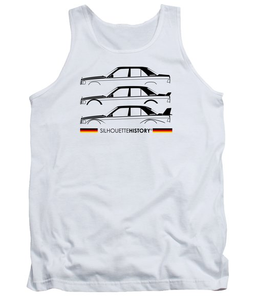 Mercy Family Sport Silhouettehistory Tank Top