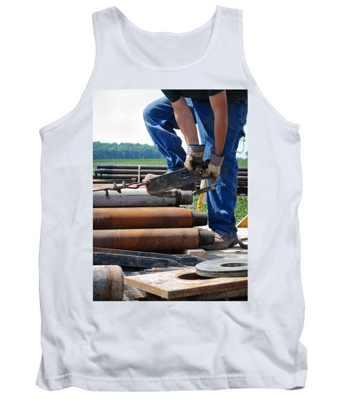 Metal On Metal Tank Top