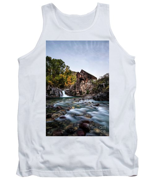 Mill On Crystal River Tank Top