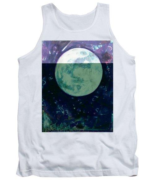 Moon  Tank Top