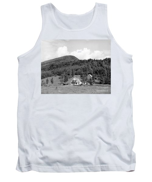 Mt. Agassiz Store, White Mountains, New Hampshire 1908 Tank Top