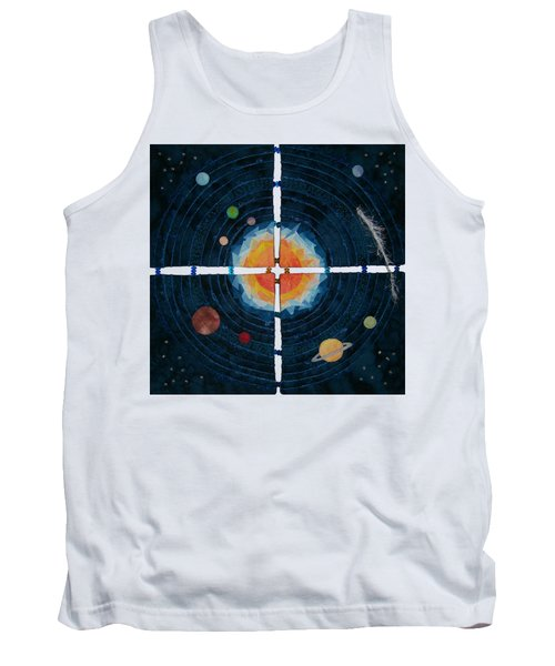 My Very Educated Mother  Just Said Uh-oh, No Pluto Tank Top