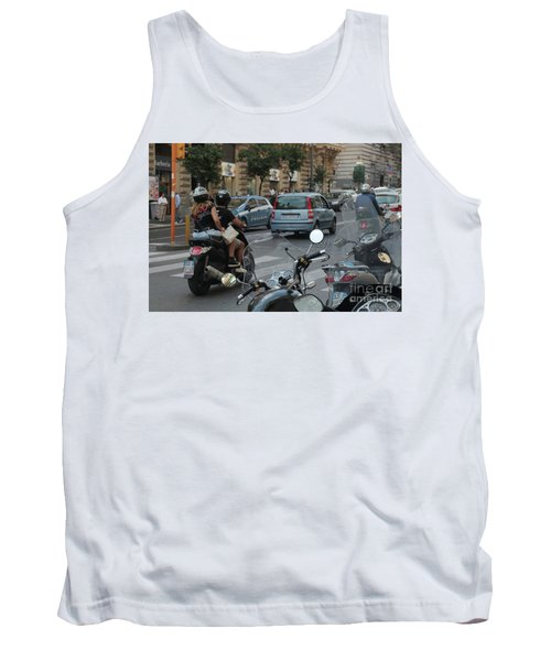 Naples Street Buzz Tank Top