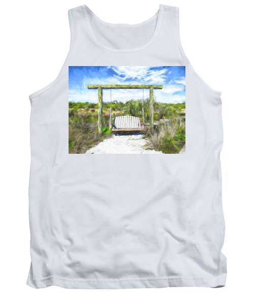 Nature Swing Tank Top