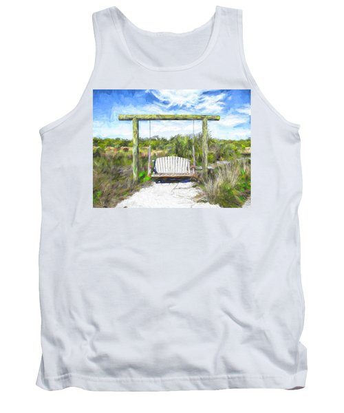 Nature Swing Tank Top