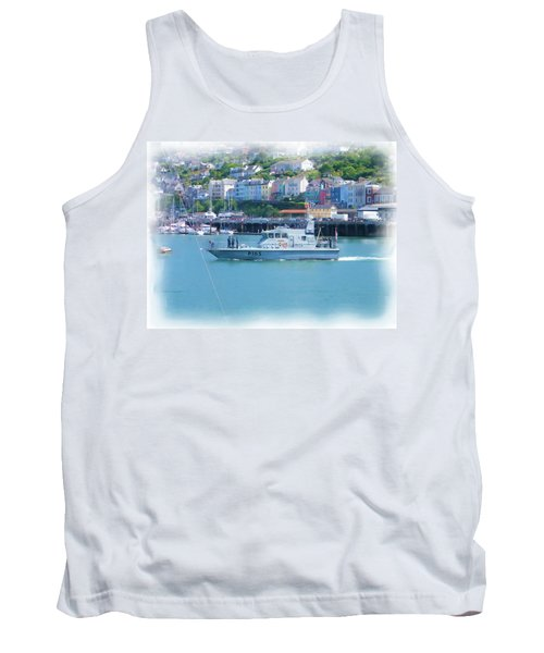 Naval Vessel Tank Top