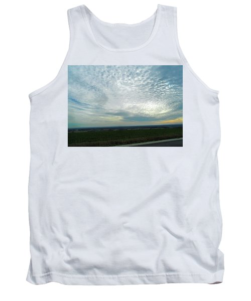 Never Coming Down Tank Top
