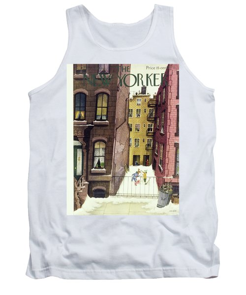New Yorker February 2nd 1946 Tank Top