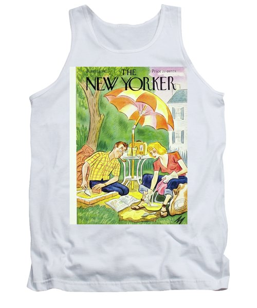 New Yorker July 12th 1947 Tank Top