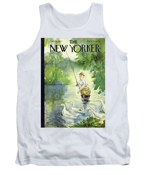 New Yorker July 25th 1942 Tank Top