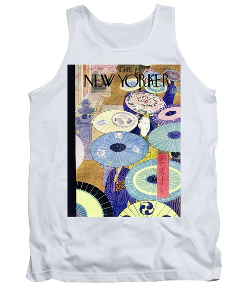 New Yorker June 7th 1947 Tank Top