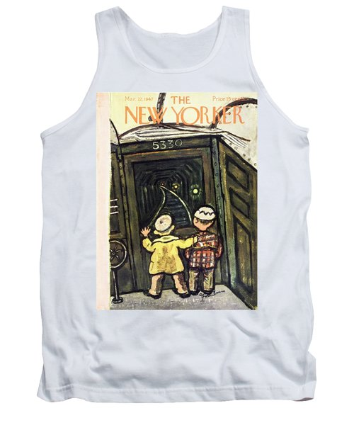 New Yorker March 22nd 1947 Tank Top