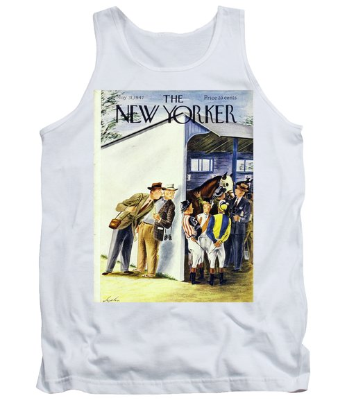 New Yorker May 31st 1947 Tank Top