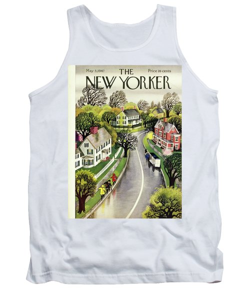 New Yorker May 3rd 1947 Tank Top