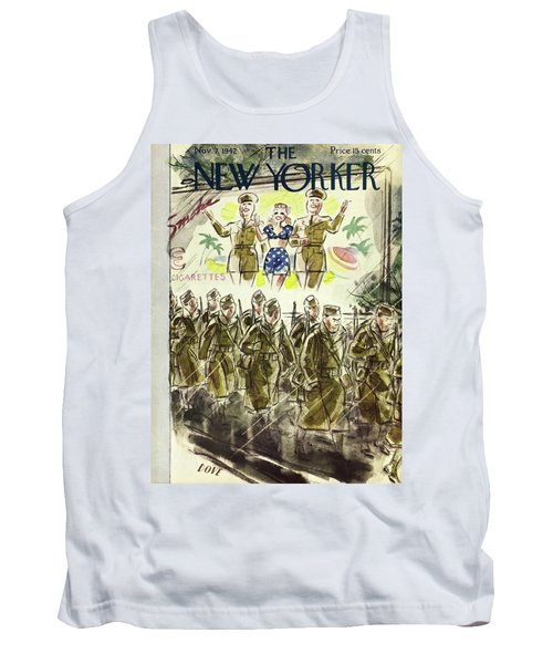 New Yorker November 7th 1942 Tank Top