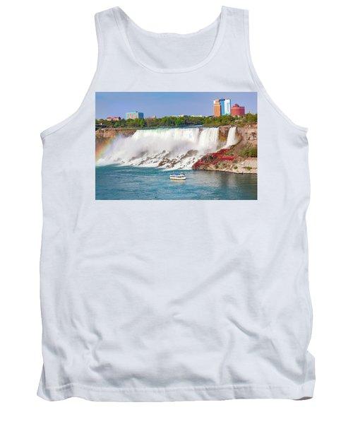 Niagara Falls Series 9303 Tank Top
