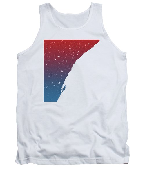 Night Climbing II Tank Top