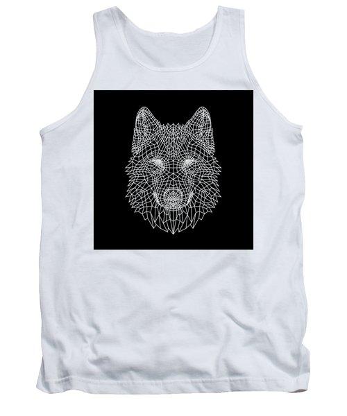 Night Wolf Tank Top