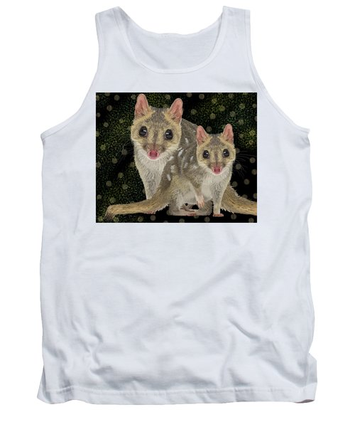 Northern Quoll 3 Tank Top