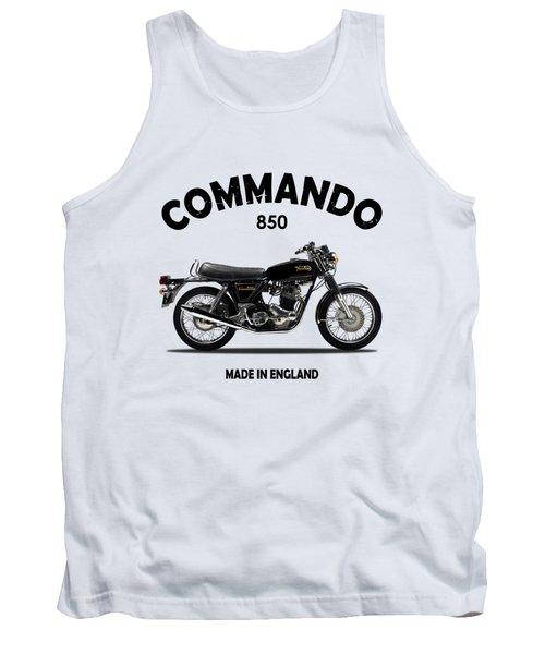 Norton Commando 1974 Tank Top