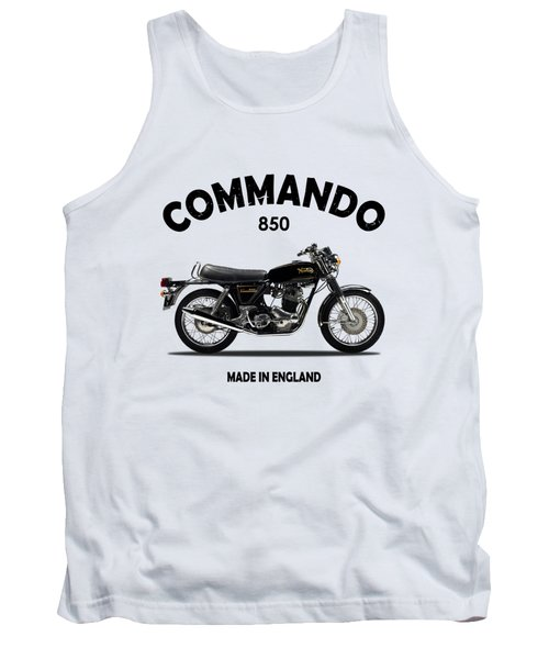 Norton Commando 1974 Tank Top