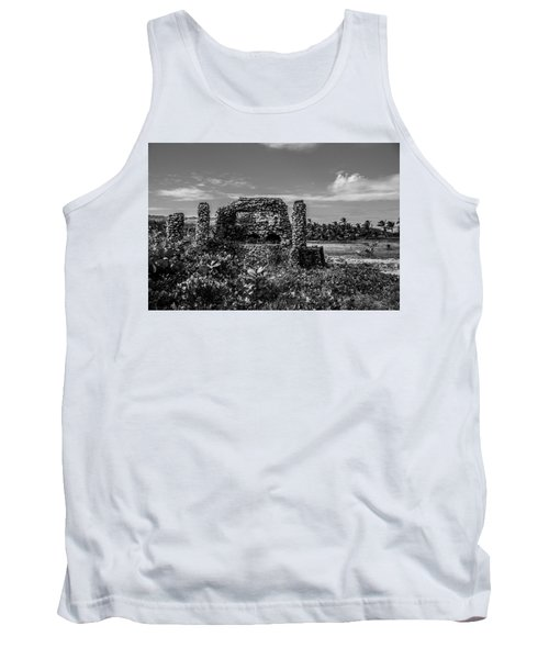 Old Brick Oven Tank Top