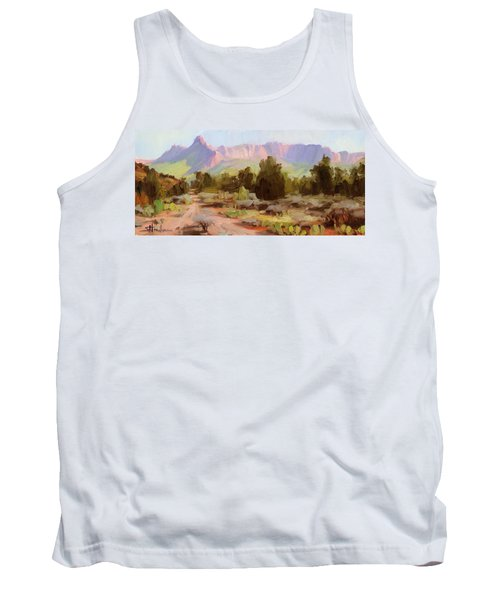 On The Chinle Trail Tank Top