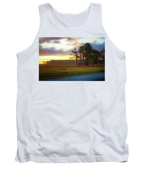 Onc Open Road Sunrise Tank Top