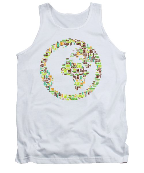One Planet Tank Top