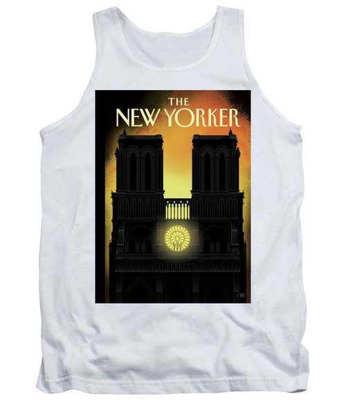 Our Lady Tank Top