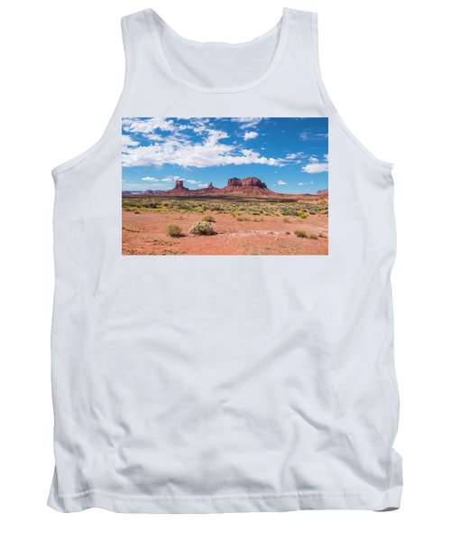 Outside The Park Tank Top