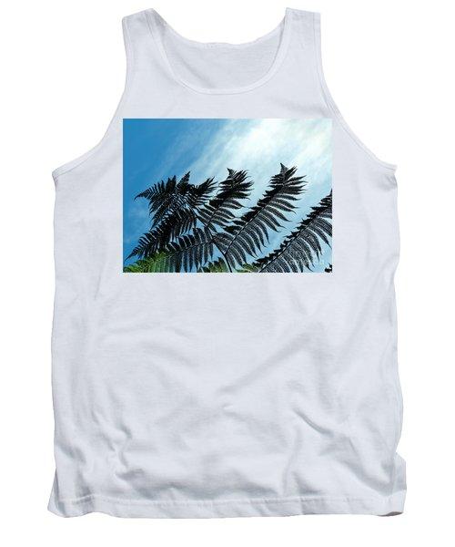 Palms Flying High Tank Top
