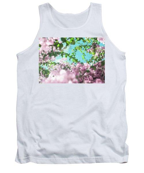 Floral Dreams II Tank Top