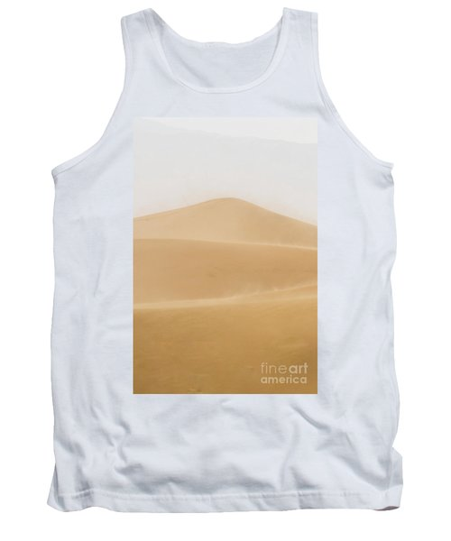 Patterned Desert Tank Top