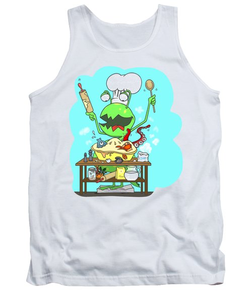 Peter And The Closet Monster, Baker Tank Top