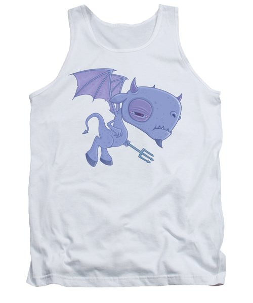 Pitchy Tank Top