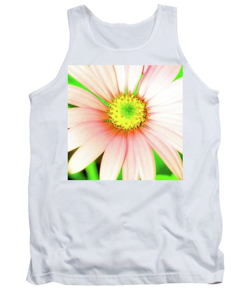 Pop Art Osteospermum 1 Tank Top
