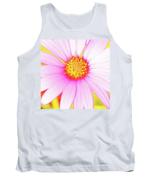 Pop Art Osteospermum 3 Tank Top