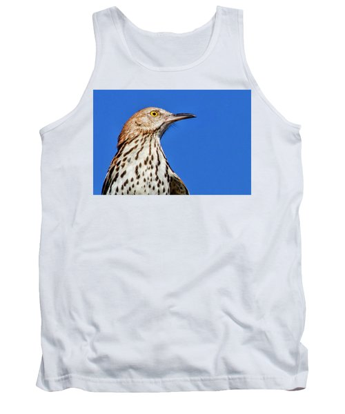 Portrait Of A Thrasher Tank Top