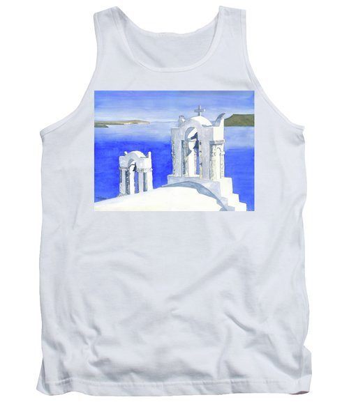 Praise The Lord Tank Top