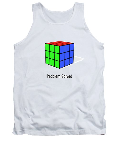 Problem Solved Tank Top